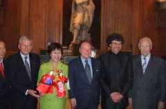 Remise du Prix de la Fondation culturelle franco-taïwanaise, le 3 avril 2007