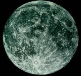 Les cratères de la Lune sont la preuve qu'elle a été bombardée par une pluie de météorites il y a environ 3.9 milliards d'années