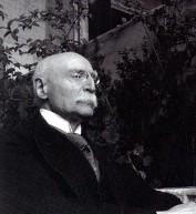 Emile Mâle, élu à l'Académie française en 1927