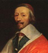 Le Cardinal Richelieu