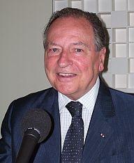 Gabriel de Broglie, chancelier de l'Institut de France