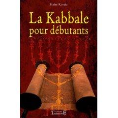 La Kabbale pour débutants, publié par le rabbin Korsia