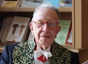Roland Drago, membre de l'Académie des sciences morales et politiques