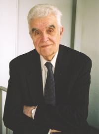 René Girard, de l'Académie française