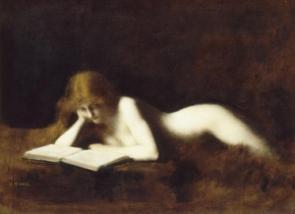 La femme qui lit, dite la Liseuse