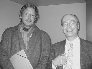 François Cérésa et François-Pierre Nizery