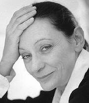 Anne Delbée, metteur en scène de théâtre, écrivain et comédienne