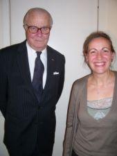 Arnaud d'Hauterives, Secrétaire perpétuel de l'Académie des beaux-arts, le 11 décembre 2007