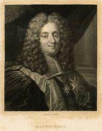 Henri François D'Aguesseau (1668-1751)