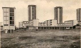 Cité de la Muette (1931-1934), Drancy