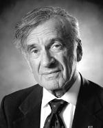Elie Wiesel, prix Nobel de la paix 1986, écrivain