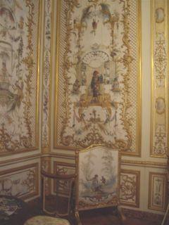 La Grande Singerie du Musée Condé de Chantilly