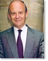 Alain Carpentier, membre de l'Académie des sciences
