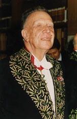 Roland Drago, de l'Académie des sciences morales et politiques.