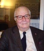 Arnaud d'Hauterives, Secrétaire Perpétuel de l'Académie des Beaux-arts, le 15 janvier 2008