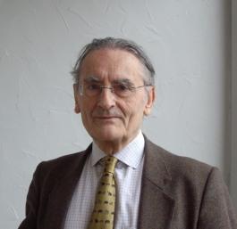 François-Bernard Mâche, de l'Académie des beaux-arts