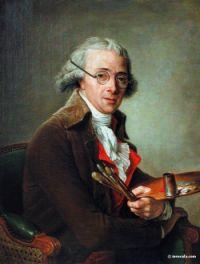 François-André Vincent, vers 1795, par Adélaïde Labille-Guiard