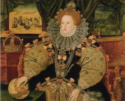 Portrait de l'Armada, 1588, par George Gower