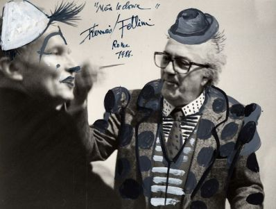 Trémois et Fellini