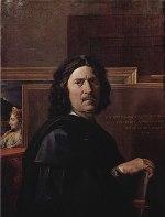 Autoportrait, 1650
