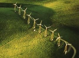 Le parc éolien est en expansion en France