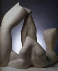 Hans Arp, Paysage bucolique