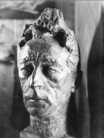 buste de Jean Cocteau