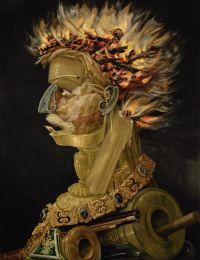 Le feu, 1566