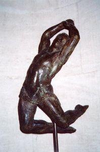 Le danseur étoile Alexandre Kalioujny