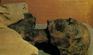 La momie de Ramsès II a été débarrassée de ses moisissures par le biais de l'irradiation