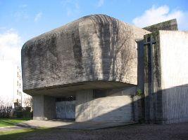 Église Sainte Bernadette du Banlay de Nevers