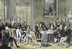 Le congrès de Vienne (1814-1815)