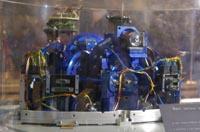 Caméro ISOCAM lancée en 1995 sur le satellite ISO