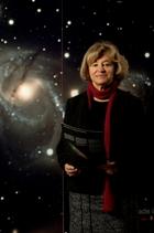 Catherine Cesarsky,  première femme Directrice de l'ESO, Observatoire austral européen