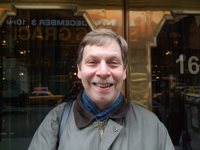 Barry Kleinbort, smile on Bway!