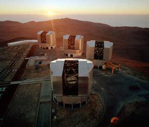 Very Large Telescope au Chili