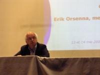 Erik Orsenna à l'ENS