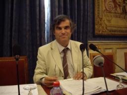 François Ost de l'Académie royale des sciences, des lettres et des beaux-arts de Belgique, à l'Académie des sciences morales et politiques, le 23 juin 2008