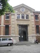 Manufacture des Œillets, lieu de répétition pour le Théâtre du Châtelet, 3 juin 2008
