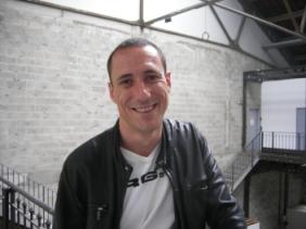 Laurent Alvaro, Manufacture des Œillets, lieu de répétition pour le Théâtre du Châtelet, 3 juin 2008