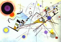 Kandinsky, Composition VIII, 1923