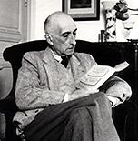 François Mauriac (1885-1970)