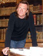 Marcus Malte, auteur de L'échelle de Glasgow