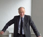 Olivier Pastré, économiste
