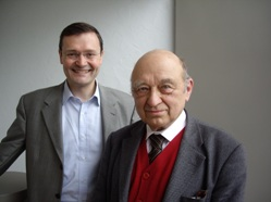 Maxence Hecquard et Pierre Magnard