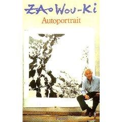 Françoise Marquet, Zao Wou-Ki, Autoportrait, éditions Fayard, 1988
