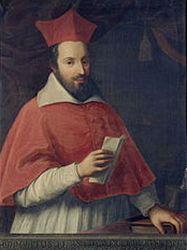 Portrait du cardinal Hippolyte d'Este, 1539, Biblioteca Comunale Ariostea, Ferrare.