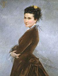 Autoportrait, 1880, musée Jacquemart-André