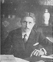 Jacques Bainville, élu en 1935 à l'Académie française