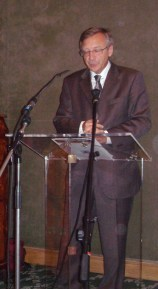 Clément Duhaime, administrateur de l'OIF